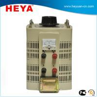 China TDGC2-10KW voltage regulator single phase input 110v or220v output 0-250v/variac/variable transformer on sale
