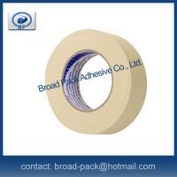 Buy cheap medium temperature masking tape jumbo roll from Wholesalers