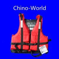 China Kayak preserve vest on sale