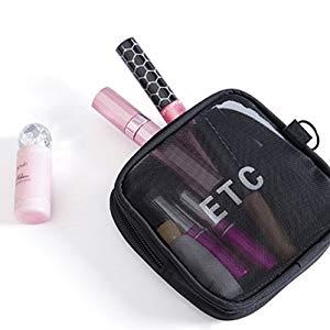 small makeup bag travel makeup bag makeup bag clear toiletry bag clear travel toiletry bag