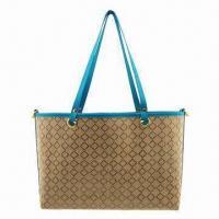2012 Promotional Womans Straw Handbag, Measures 40 x 24 x 8cm