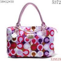 China Coach handbag Women shoulder handbag ladies designer handbag on sale