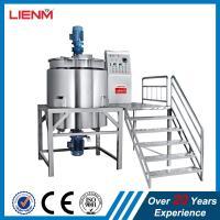 China Liquid Soap Processing Line, Liquid Soap Homogenizing Mixer, Liquid Soap Blending Machine on sale