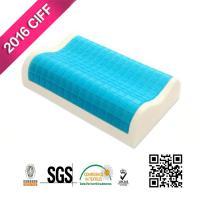 China Modern Sleep Cool Sleep Ventilated Gel Memory Foam Cold Pillow, Multiple Sizes | MEIMEIFU on sale