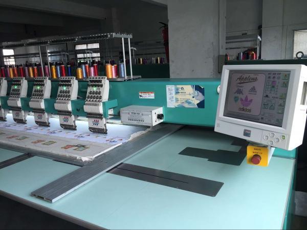 Buy Fully Automatic 2nd Hand Embroidery Machine Tajima Computer