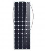 Customized ETFE Sunpower Thin Film Pv Solar Panels Portable 100w 5 Years Warranty