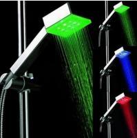 LED Color Changing Hand Shower, FD-2010-02