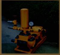 Buy cheap Flushing Fluid Drilling Mud Pump , Triplex Mud Pump Depth 1000m BW - 160 from Wholesalers