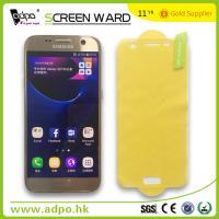 China Full Coved Edge TPU Anti Shock Screen Protector for Samsung galaxy s7 EDGE on sale