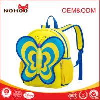 Buy cheap Yellow 3D Kids Waterproof Kid School Backpack For Children / Girls 0.44KG from Wholesalers