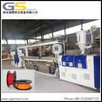 China 15-30kg/H Capacity 3d Printer Filament Making Machine PLC Control System on sale