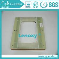 China FR4 epoxy glass sheet, pcb sheets FR4 on sale