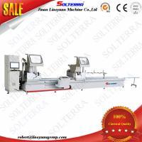 Buy cheap CNC Automatic Aluminium Double head Cutting Saw LJB2B-500x6000 from Wholesalers