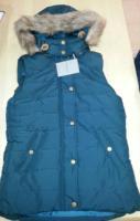 China lady vest,stock vest,padded vest on sale