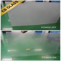 China Smart pdlc film, eb glass brand, smart glass, intelligent glass film, magic glass on sale
