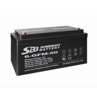 Buy cheap Gel Electrolyte VRLA Battery(6-GFM(G)-50) from Wholesalers