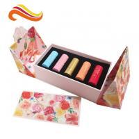 China Luxury Custom Printed Fancy Cardboard Paper Lipstick Cosmetic Gift Set Packaging Box on sale