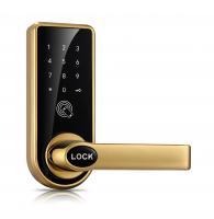 China Apartment Digital Front Door Lock  , Bluetooth Electronic Keyless Door Locks on sale
