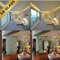 Buy cheap Privacy PDLC smart film, smart privacy film, switchable pdlc film, smart glass, EB GLASS from Wholesalers