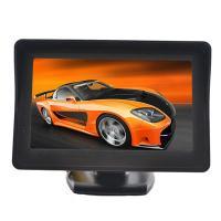 "Buy cheap 4.3 "" Sunshade Reversing Car TFT LCD Monitor Brightness 400cd / m2 from Wholesalers"