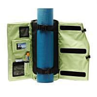 China oga Back Pack,Yoga Sak Yoga Bag,Yoga Mat Bag,Fitness bag,Gym , Pistachio Green on sale