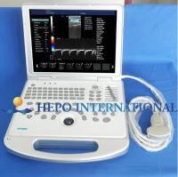 China 15inch monitor portable ultrasound scanner digital color doppler medical equipment on sale