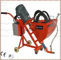 Buy cheap 20M 25L Tank Mortar Spray Machine for Putty Powder Horizontal Spraying from Wholesalers