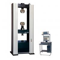 Buy cheap WDW 300 Comouterized Electronic Universal Testing Machine Tensile Strength Testing Machine Bending Machine from Wholesalers