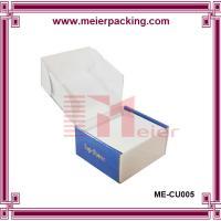 China Custom Printed Corrugated Box/Buy Cosmetic Paper Gift Box ME-CU005 on sale