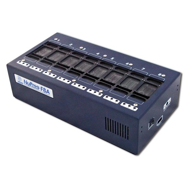 DediProg NuProg-F8A UFS/eMMC Gang Programmer and Duplicator (No LCD)