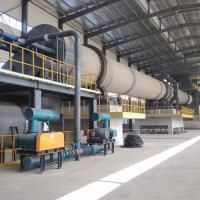 China Zinc Oxide Rotary Kiln  Manufacturer Price on sale
