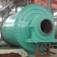 China Dry type feldspar ball mill with alumina porcelain liner on sale