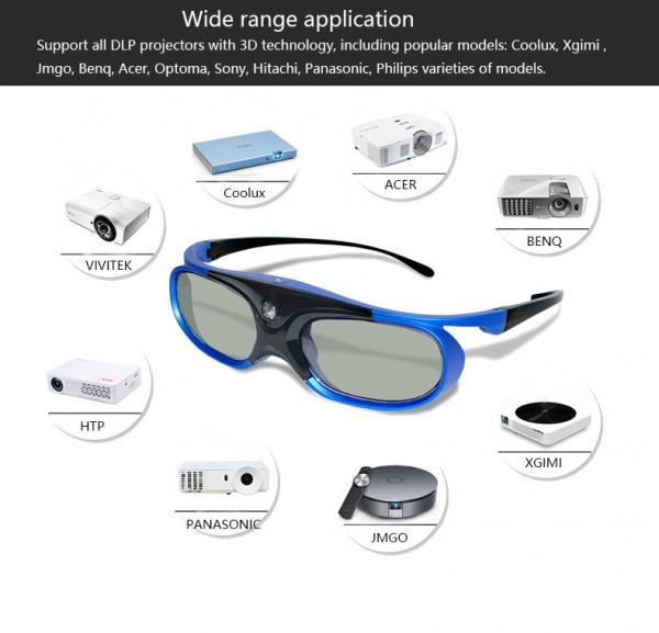 DLP LINK 3D Glasses YT-SG800D 7