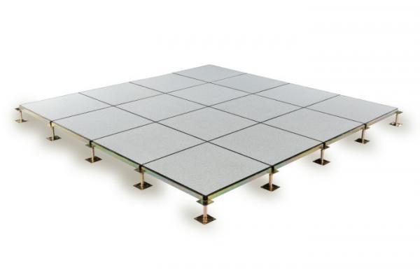 Buy Corrosion Proof Hpl Data Center Raised Floor Tiles Raised