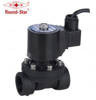 Buy cheap Waterproof PA66 Plastic Fountain Solenoid Valve , 2 Way Solenoid Valve Ip68 Underwater from Wholesalers