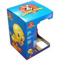 China custom corrugated box on sale