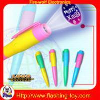 China Flashing logo pen,Projector pen,Led logo projector pen manufacturer on sale