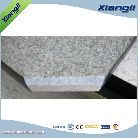 Buy Granite Finish Raised Metal Floor Raised Access Flooring