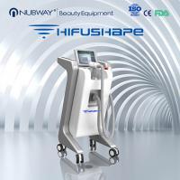 Buy cheap Professional beauty equipment new technology hifushape for body slimming weight loss hifu from Wholesalers