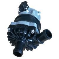 Aluminum Alloy Auto Electric Water Pump / 12 Volt Electric Coolant PumpFor Hybrid Electrical Vehicle