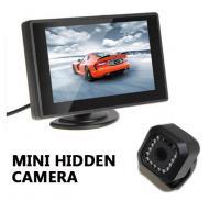 Buy cheap Black Sony CCD MINI Hidden 700TVL IR Night Vision Car  Box Camera from Wholesalers