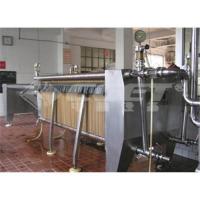 Kieselguhr filter machine