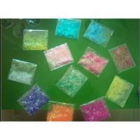China Rhombus glitter powder on sale