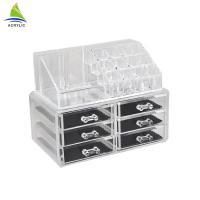 Frosted Acrylic Jewelry Display Custom Clear Transparent Acrylic Jewelry Box