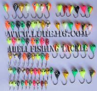 China ice fishing lure on sale