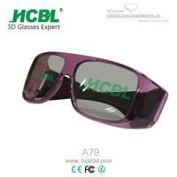 Passive 3D glasses / Cinema comprehensive solution / 3D modulator