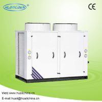 Copeland Scroll R407C High Efficiency Heat Pumps , High Temperature Air To Water Heat Pump