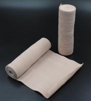 Buy cheap Breathable High Elastic Cohesive Bandage Wrap , Elastic Compression Bandage from Wholesalers
