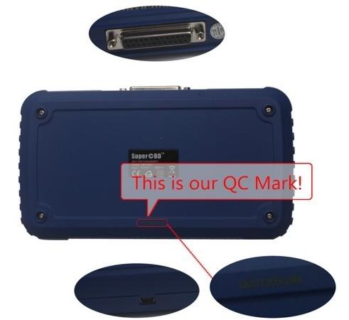 SuperOBD SKP900 Handheld OBD2 Car Key Programmer V4 5 No