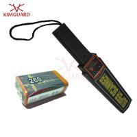Buy cheap Super Sensitive Pocket Sized Portable Metal Detector For Port Prison Bank Sound Alarm from Wholesalers